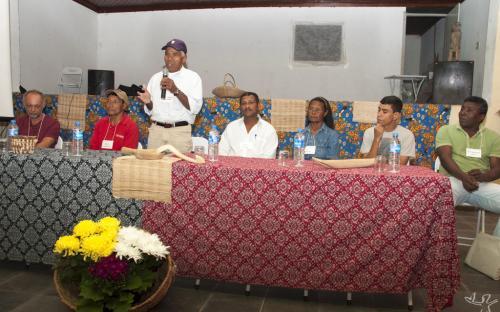 GT da Roça fez a abertura do seminário, em Eldorado